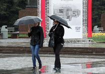 Летняя погода в Москве закончится к первомаю