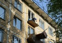 В Подмосковье женщина погибла, рухнув вниз вместе с балконом