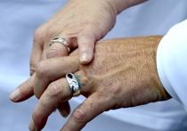 Москвички стали чаще выбирать в мужья граждан Украины