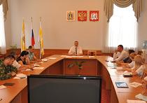 В Думе Ставрополья совещались по поводу казачьего образования