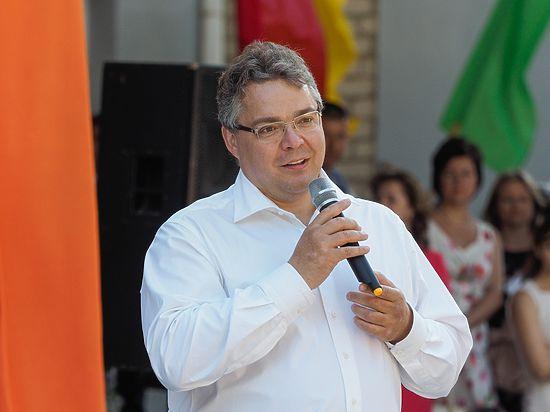 Губернатор Ставрополья побывал на 2-х школьных линейках