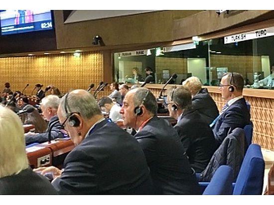 Рашид Темрезов принял участие вработе Конгресса Совета Европы