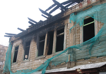 В Москве горела пожарная часть, последствия плачевны