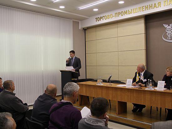 Кандидатуру Кирилла Кузьмина надолжности бизнес-омбудсмена Ставрополья поддержали предприниматели