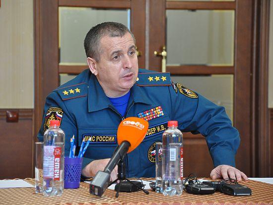 Генерал-полковник Игорь Одер встретился с руководителями СМИ Ставрополья