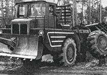 Какие чудеса техники выпускал Онежский тракторный завод. Часть 2