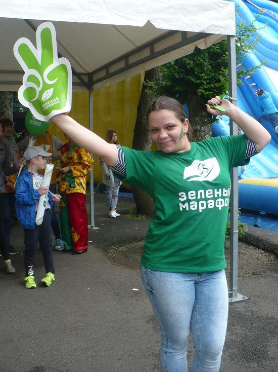 Ежегодный «Зелёный марафон» в этом году поможет сиротам Ставрополя