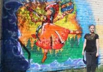 В Невинномысске провели конкурс граффити «Чистая энергия воды»