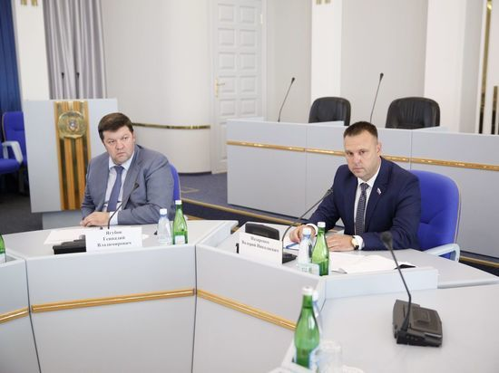 Депутаты Ставрополья обсудили эксперимент по развитию курортной инфраструктуры