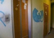 В Подмосковье из дома выкрали лифт