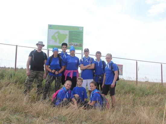 На Ставрополье открыта первая экотропа