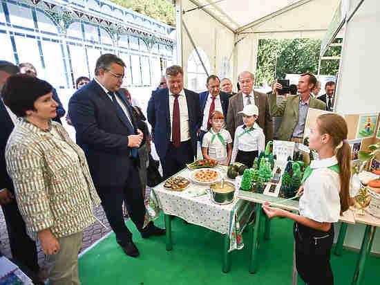 Первый краевой экологический форум провели на Ставрополье