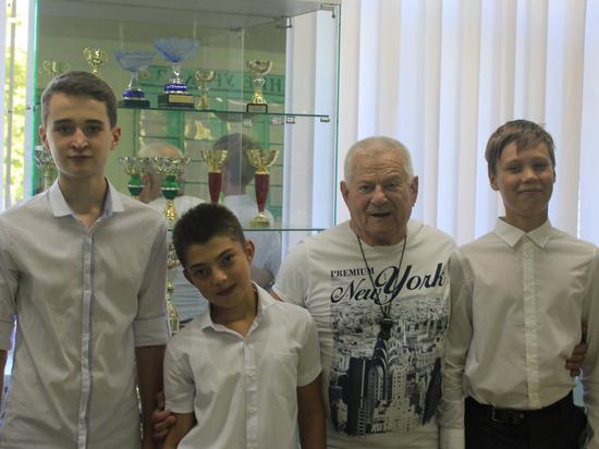 Легенда ставропольского спорта отмечает юбилей