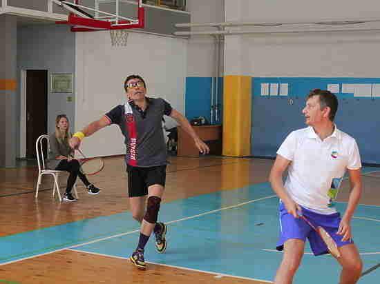 В Ставрополе прошел чемпионат края по бадминтону