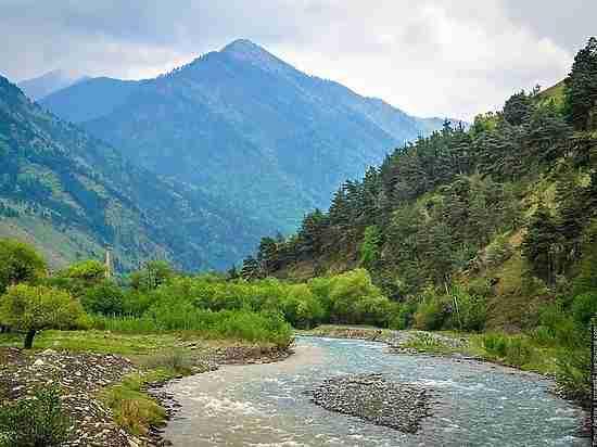 В рамках акции в Ингушетии были расчищены берега всех рек и прудов