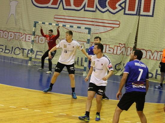 «Динамо-Виктор» уступил в первом матче нового сезона