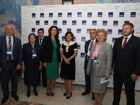 Площадка Первого Форума врачей СКФО объединила сотни медиков Северного Кавказа