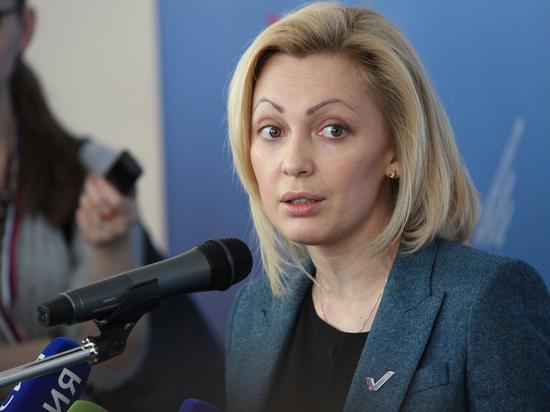 Неверов предложил кандидатуру Тимофеевой напост вице-спикера Государственной думы отЕР