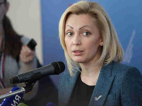 Фракция в Госдуме поддержала кандидатуру Ольги Тимофеевой на должность вице-спикера