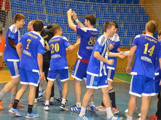 «Динамо-Виктор» одержал победу в Литве