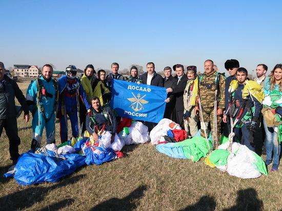 В Ингушетии открыли аэроклуб ингушского регионального отделения ДОСААФ