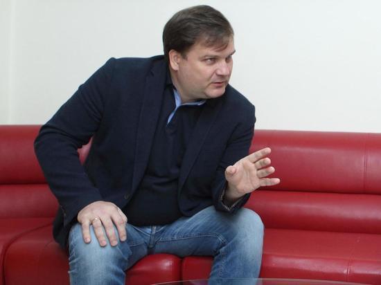 Председатель Ассоциации СМИ СКФО Вадим Баканов: «Не наведём порядок – останутся одни поганки»