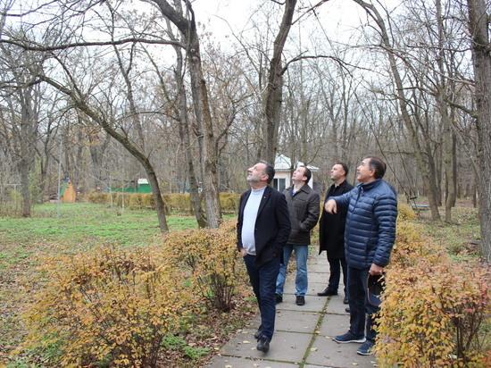 Георгиевск посетил генеральный почётный консул Италии в ЮФО и СКФО