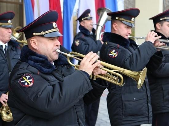 На Ставрополье сотрудников полиции поздравили с профессиональным праздником