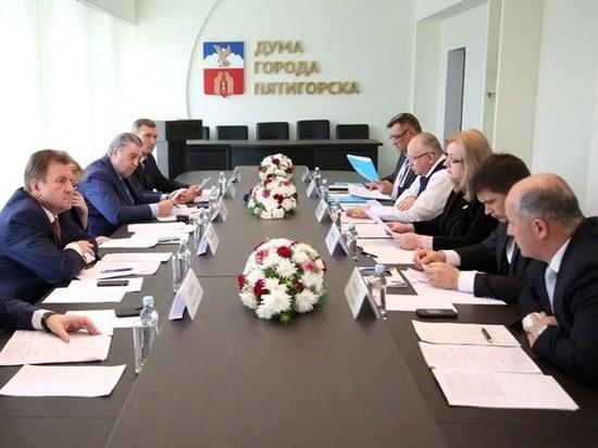 Определены претенденты надолжность руководителя Пятигорска