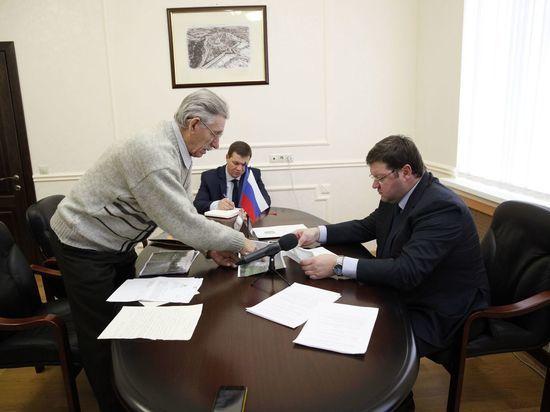 Ставропольцы рассказали Геннадию Ягубову о проблемах по скайпу