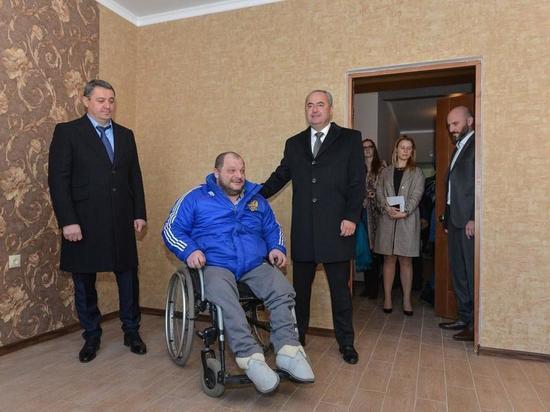 Во Владикавказе сданы 276 квартир в рамках программы «Жилье для Российской семьи»