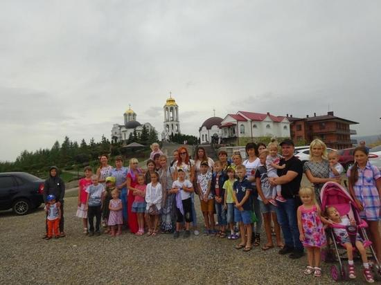 Тысяче детей Каскад Кубанских ГЭС показал природу Северного Кавказа