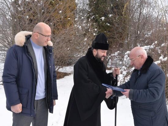 Жители села Октябрьского в РСО-А дождались строительства православного храма