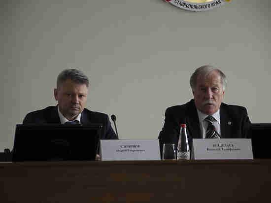 Назащиту Ставрополья отпаводка направят около 3 млрд руб.
