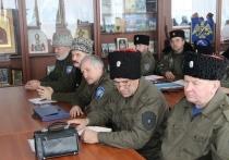 Терские казаки отправятся на казачий круг в храме Христа Спасителя Москвы