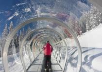 «Лыжи зовут!» школьников на склоны горнолыжных курортов Северного Кавказа