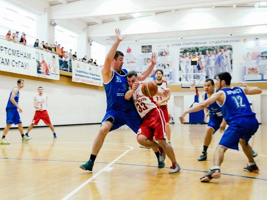 На Ставрополье возобновился чемпионат края по баскетболу