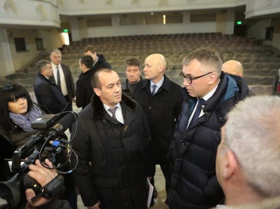 Замглавы Минкавказа в Южной Осетии обсудил проекты инвестиционной программы до 2019 года