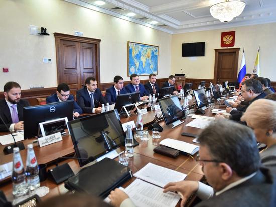 НаСтаврополье провели переговоры сотрудники группы компаний «Ренова»