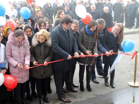 Вице-спикер ГДРФ Ольга Тимофеева прокомментировала открытие «бережливой поликлиники» Ставрополя