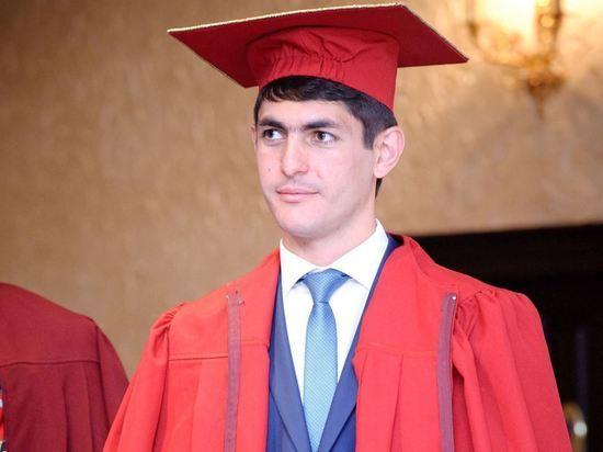 ВСтаврополье молодой парень стал героем книги «Лица РФ 21 век»
